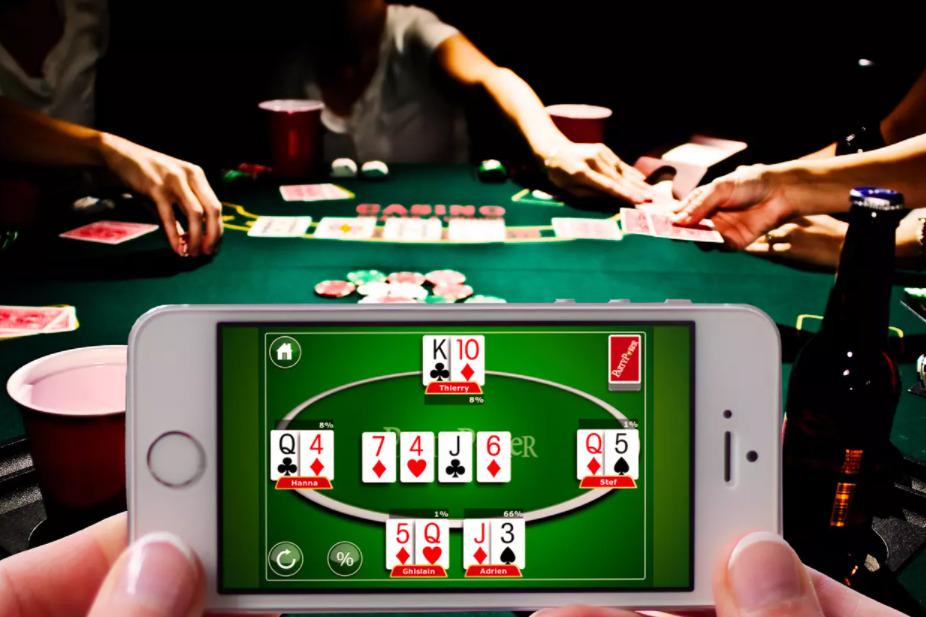Mencari Maklumat Poker