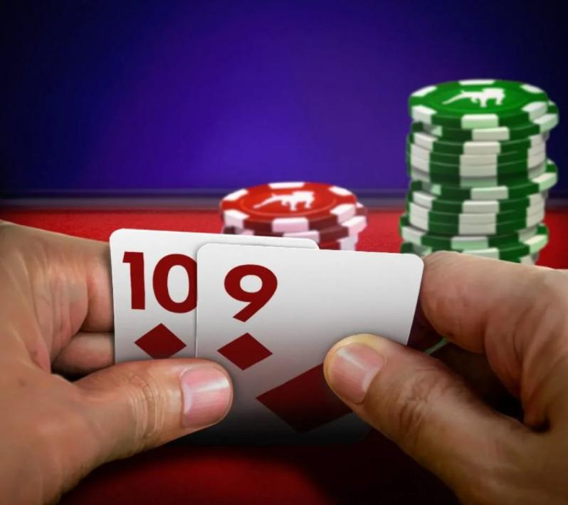 Strategi Poker Dalam Talian: Cara Bermain Cabutan Lurus